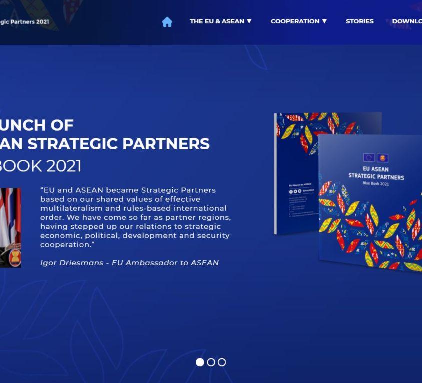 EU-ASEAN MICROSITE